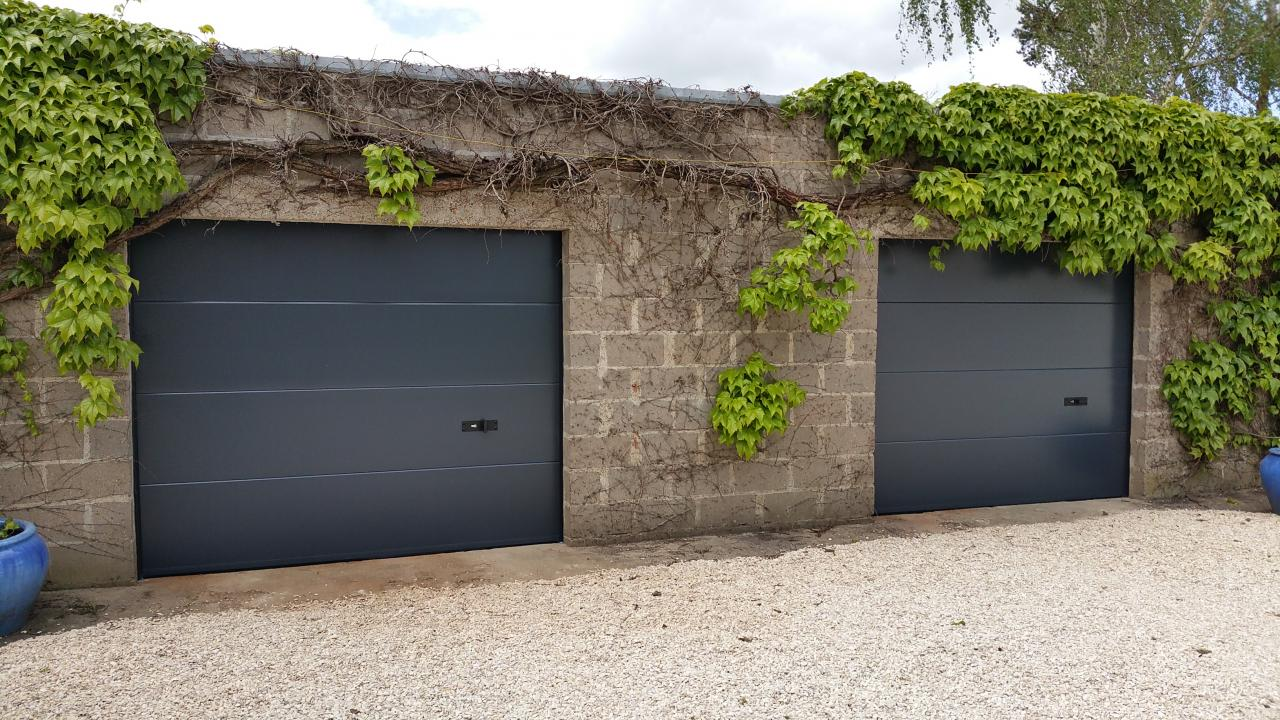 Ext rieur for Changer sa porte de garage
